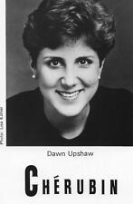 Dawn Upshaw, soprano, PR photo for production Cherubin, photo by Lisa Kohler