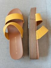 Ladies Dp Wedge Shoes  Size 6