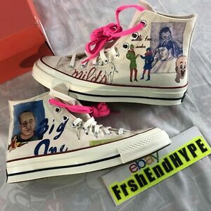 Converse x Tyler The Creator Chuck Taylor Artist Series Size 8 Spencer McMullen