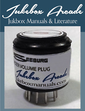 Seeburg Master Remote Volume Control Socket for Seeburg HFMA2 Amplifier