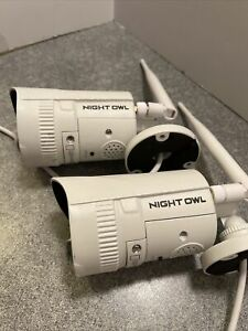 night owl security system cameras only not tested