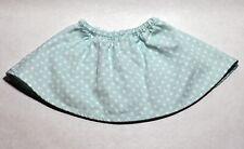 Vintage American Girl Doll Molly Retired Polka Dot Skirt 0220!!!
