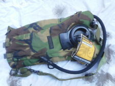 More details for genuine british army / sas / rm commando issue ihs camelbak woodland dpm new