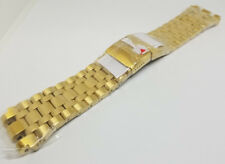 Brand New Invicta Subaqua Specialty Gold Plated Stainless Steel Watch Bracelet