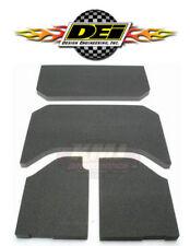 DEI Boom Mat 050131 Sound Deadening Black Headliner 07-10 Jeep Wrangler 4 Door