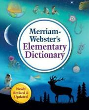 Merriam-Webster's Elementary Dictionary by Merriam-Webster: New