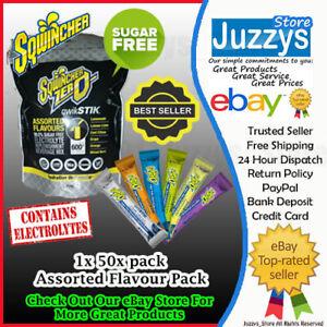 Sqwincher® Qwik Stik 50x Bag - 1x Assorted Pack:  FREE POSTAGE