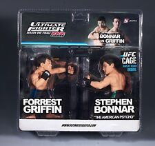 SET OF 4 ROUND VERSUS SERIES 2 (2 PACK W/CAGE) FIGURES