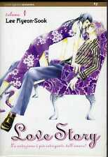 LOVE STORY  N. 1 -  LEE YEON -SOOK - PRIMA EDIZIONE
