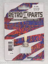 Retro Parts Les Paul White Cap 3 Way Switch - New!