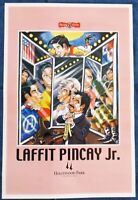 LAFFIT PINCAY, JR. - HORSE RACING FAREWELL POSTER FROM HOLLYWOOD PARK!