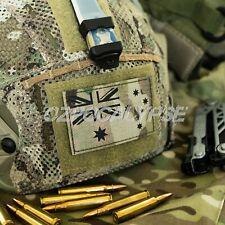 Multicam Reflective Flag Patch - Tactical Army Adf Military not amcu tbas dpcu