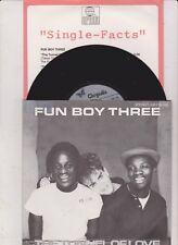 Fun Boy Three - The Tunnel Of Love - The Lunacy Legacy -  Promo Beilage !