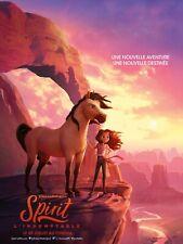 Spirit : L'Indomptable -  Affiche cinema 40X60 - 120x160 Movie Poster