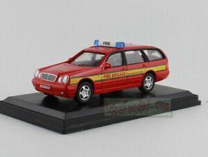 1/43 Scale EX Mercedes-Benz WAGON FIRE BRIGADE Diecast Old model
