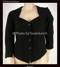 """City Chic Jacket New With Tags """"Sweet Heart Jacket """" Size 20 (Large) RRP $129.95"""