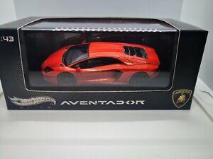 Hot Wheels Elite - Lamborghini Aventador V7429