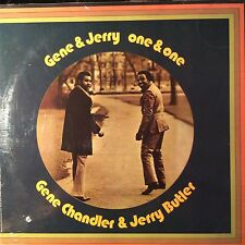 GENE & JERRY One & One NEW/SEALED MERCURY SR 61330 FUNK/SOUL LP