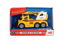 Dickie Toys 203302006 - Mobile Crane / Mobiler Kranwagen (Ca. 15cm) - Neu