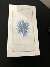 Brand New Apple iPhone SE 32GB Silver Simple Mobile Sealed