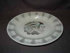 WEDGWOOD ERIC RAVILIOUS TRAVEL SERIES LARGE OVAL MEAT PLATE/PLATTER -STEAM TRAIN