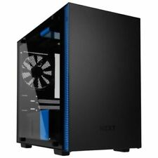 Case NZXT con fattore di forma mini-ITX in acciaio per prodotti informatici