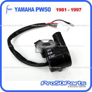 1981-1997 Yamaha PW50 PeeWee50 Throttle Switch Housing