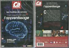 DVD - LES MYSTERES DU CERVEAU / DOCUMENTAIRE : CA M' INTERESSE / NEUF EMBALLE