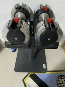 Weider Core Spacesaver 100 Adjustable Dumbbells Pedestal Stand SELECT PARTS ONLY