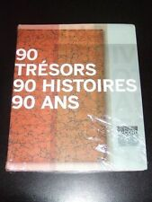 90 TRESORS 90 HISTOIRES 90 ANS exhibition Musee McCord, Montreal 2011 French NEW