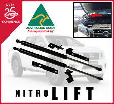 NITRO LIFT BONNET GAS STRUT CONVERSION KIT suit NISSAN NAVARA D23 NP300 2014-ON