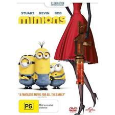 Minions (DVD, 2015)