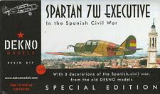 Dekno 1/72 Spartan 7W Executive NEW