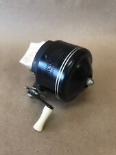 """New listing Vintage Bronson ~ Front Covered Fishing Reel """"Dual-Matic 98"""" X-6A ~ Rare"""