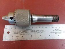 SCHAUBLIN 102 lathe 20 mm DRILL CHUCK mill drilling head stock collet