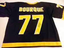 RAY BOURQUE SIGNED BOSTON BRUINS JERSEY JSA CERTIFIED  NEW