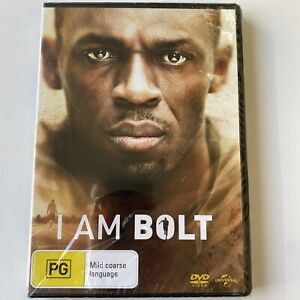 I Am Bolt (DVD) Australia Region 4- NEW & SEALED