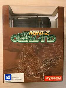 Kyosho Mini-Z Overland ReadySet 2007 Cadillac Escalade