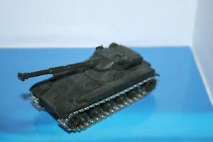 AMX13 CANON DE 90 1/50 SOLIDO JOUET ANCIEN CHAR FRANCAIS