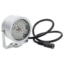 48 LED IR Infrarot Scheinwerfer Nachtsicht ueberwachungskamera CCTV DC12V B7A4
