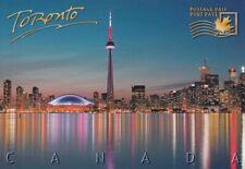 CANADA UX 120 - PREPAID POSTAGE PAID POSTCARD -  TOR 2158 - TORONTO SKYLINE NEW
