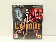 L.A. Noire - Sony Playstation 3 PS3 Game (L.A. Noire)