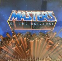Masters of the Universe GameStop Funko Box He-man Flocked And More Sealed