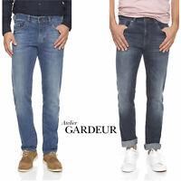 Atelier GARDEUR Jeans NEVIO-6 Regular Fit Herren Hose Straight Leg Denim NEU