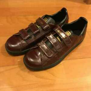 Used limited edi. Made in Japan Adidas Originals Master Leather US-saize9.5 JP