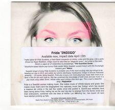 (EZ538) Frida, Indigo - 2013 DJ CD