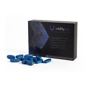 U-Virility Pills Formel zur Penisvergrößerung in Umfang und Länge Potenz