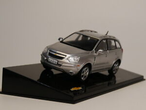 ixo 1:43 Chevrolet Captiva 2008 Diecast model car