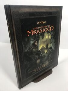 Cubicle7 - The One Ring - Darkening of Mirkwood - Lord Of The Rings Roleplaying