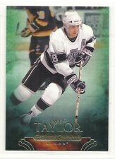 2011-12 Parkhurst Champions - #75 - Dave Taylor - Los Angeles Kings
